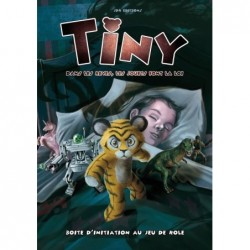 Tiny - Boite d'initiation un jeu JdREditions