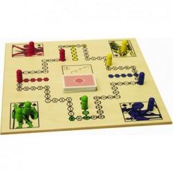Jeux du Tock et Jeux des Barricades un jeu Chavet