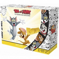 Tom and Jerry - La chasse aux fromages un jeu Topi Games