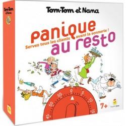 Tom-Tom et Nana - Panique au resto un jeu Bayard Jeux