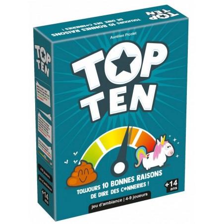 Top Ten un jeu Cocktail games