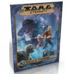 Torg Eternity : Feuilles et Dossiers Personnages un jeu Black Book