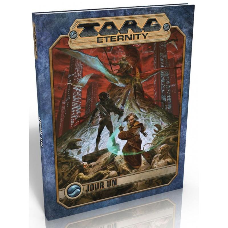 Torg Eternity - Jour un un jeu Black Book
