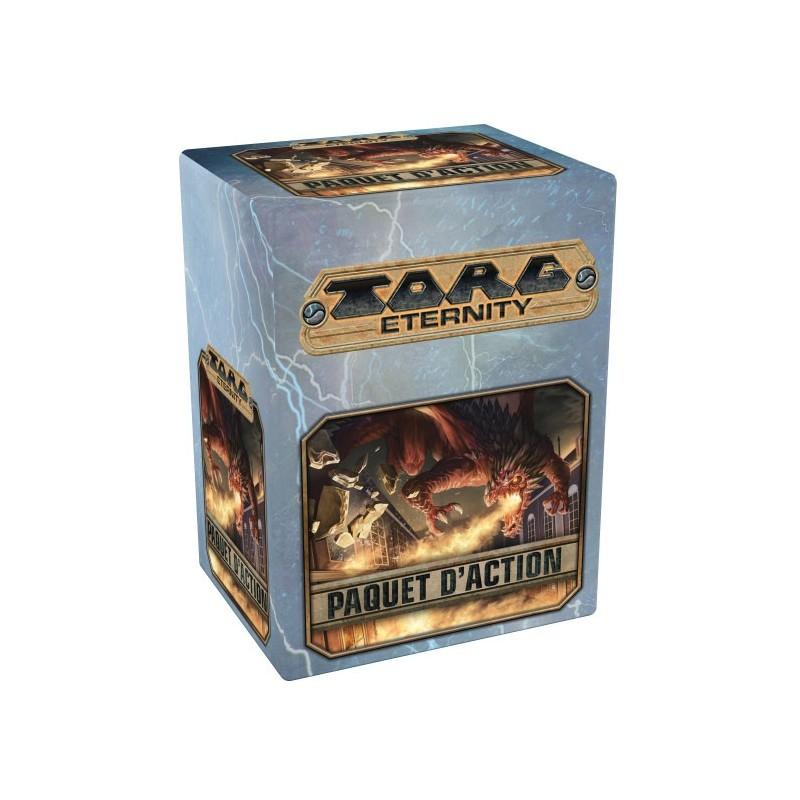Torg eternity - Paquet d'action un jeu Black Book