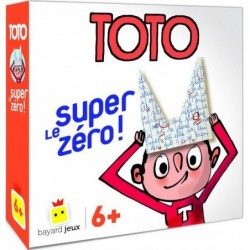 Toto - Le super zéro un jeu Bayard Jeux