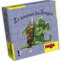 Le Tournoi du Dragon un jeu Haba