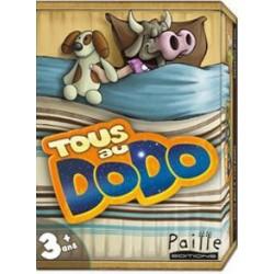 Tous au dodo un jeu Paille editions