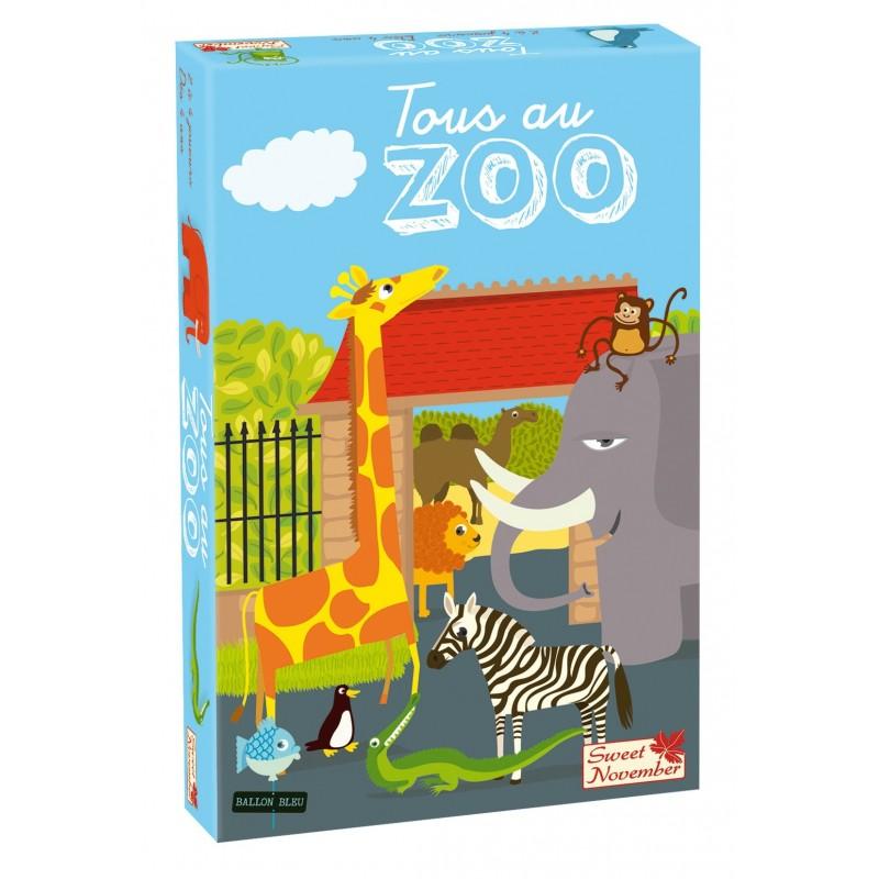 Tous au Zoo un jeu Sweet November