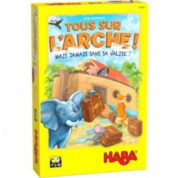 Tous sur l'arche un jeu Haba