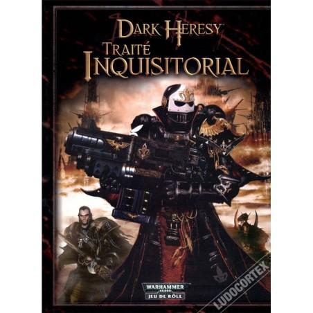 Dark Heresy - Traité Inquisitorial un jeu Bibliotheque Interdite