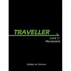 Traveller - Livre 1 : Mercenaire un jeu Mongoose