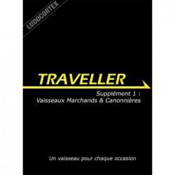 Traveller - Supplément 1 : Vaisseaux Marchands & Cannonières un jeu Mongoose