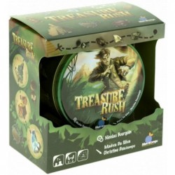 Treasure Rush un jeu Blue orange