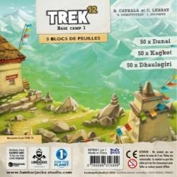 Trek 12 - 3 Blocs de feuilles un jeu Lumberjacks Studio
