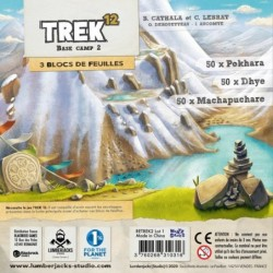Trek 12 - 3 Blocs de feuilles - Base camp 2 un jeu Lumberjacks Studio
