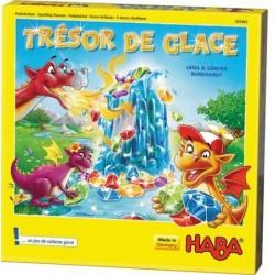Trésor de glace un jeu Haba