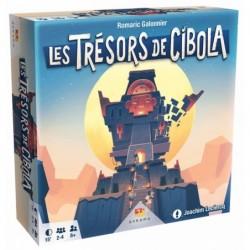 Les trésors de Cibola un jeu Ankama