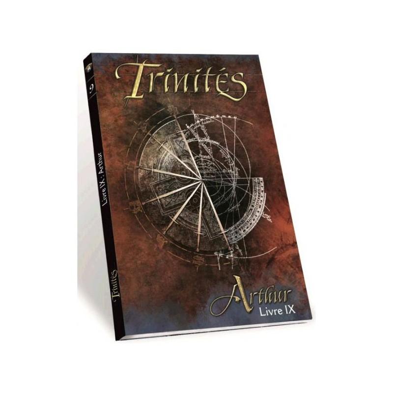 Trinités Livre IX : Arthur un jeu Les XII singes