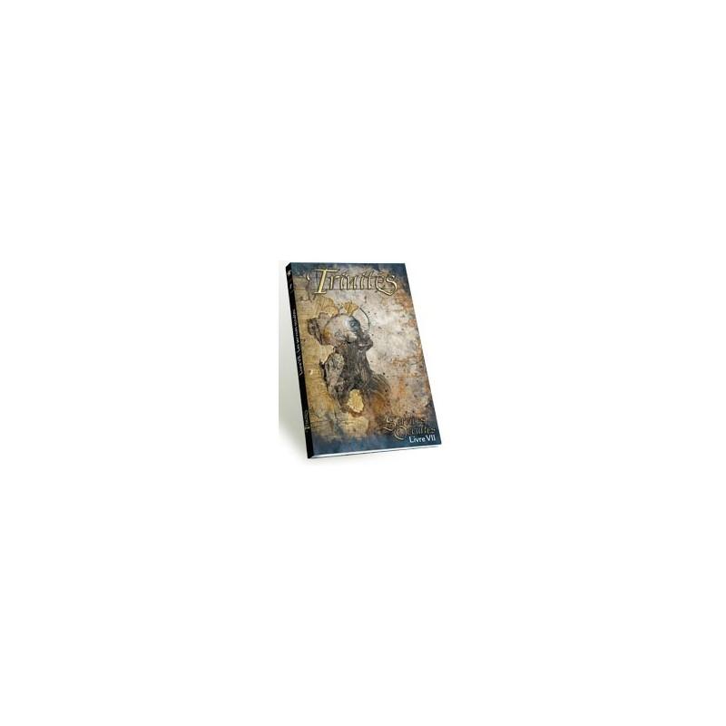 Trinités livre VII : Les Services Occultes un jeu Les XII singes