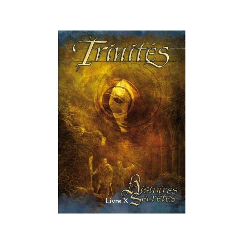 Trinités Livre X : Histoires secrètes un jeu Les XII singes
