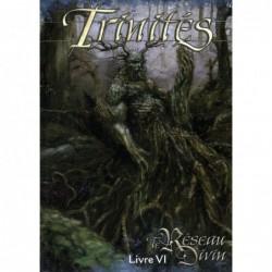Trinités livre VI : Réseau divin un jeu Les XII singes
