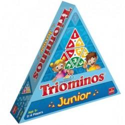 Triomino Junior un jeu Goliath