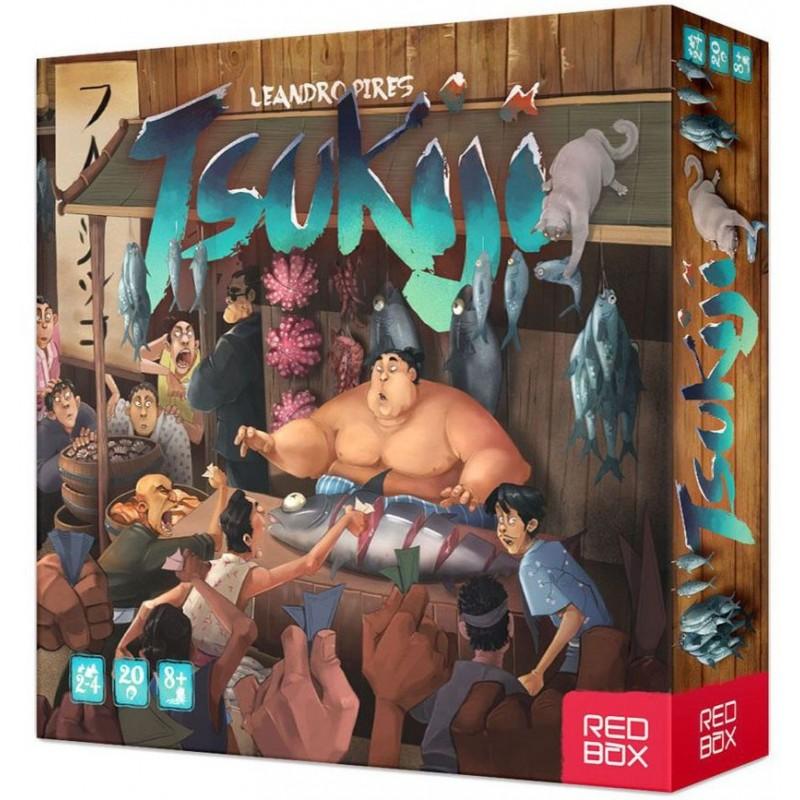 Tsukiji un jeu Redbox