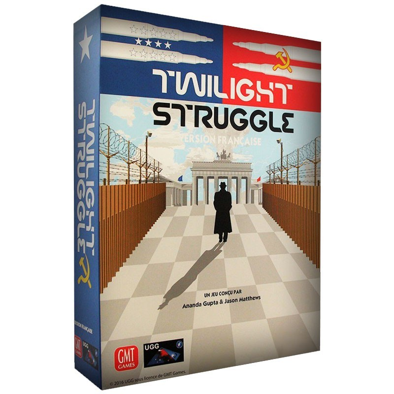 Twlight Struggle un jeu GMT games