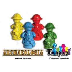 Twinples - Archaeologia un jeu Studio Twin Games