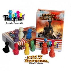 Twinples - Colt express - Nouvelle version un jeu Studio Twin Games