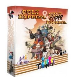 Twinples - Colt super express un jeu Studio Twin Games