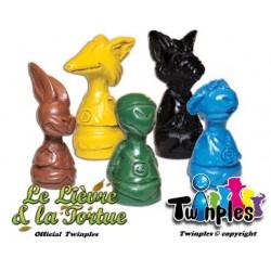 Twinples - Le lièvre et la tortue un jeu Studio Twin Games