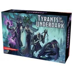 Tyrants of the Underdark un jeu Hasbro