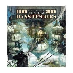 Jules Verne : un an dans les airs un jeu Mnemos