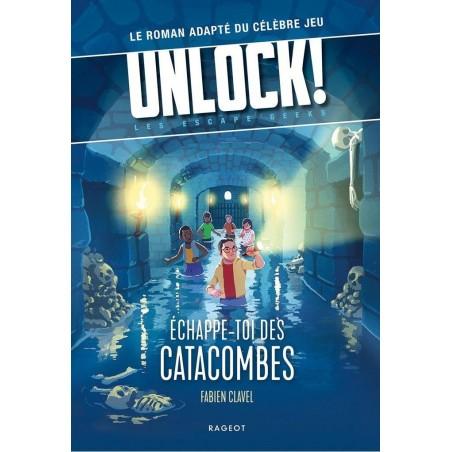 Unlock! Escape Geeks - Échappe-toi des catacombes un jeu