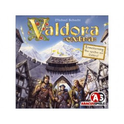 Valdora Extra : extension un jeu Abacusspiele