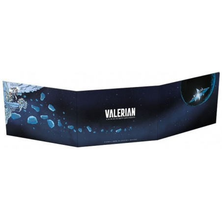 Valérian - Ecran et aide de jeu (precommande) un jeu