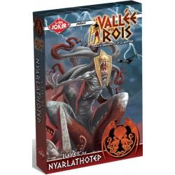 La Vallée des Rois - L'éveil de Nyarlathotep un jeu The red joker