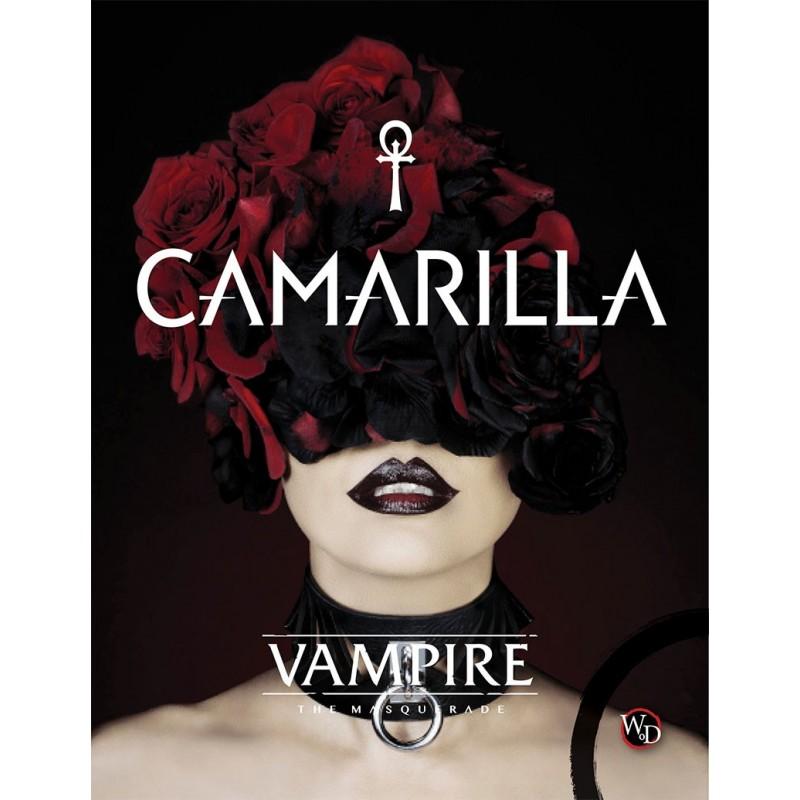 Vampire The Masquerade 5 - Camarilla (VO) un jeu White wolf