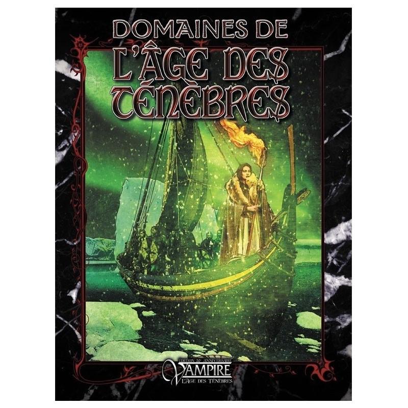 Domaines de l'age des ténèbres un jeu Arkhane Asylum Publishing