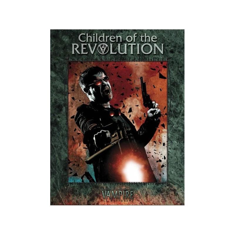 Children of the Revolution un jeu Arkhane Asylum Publishing
