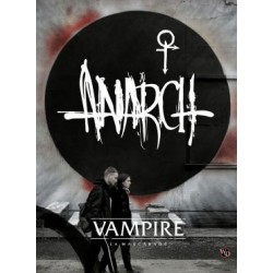 Vampire la Mascarade - Anarch un jeu Arkhane Asylum Publishing