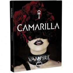 Vampire la mascarade V5 : Camarilla un jeu Arkhane Asylum Publishing