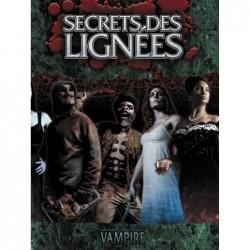 Secrets des lignées un jeu Arkhane Asylum Publishing