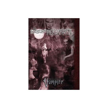 Vampire - The Resurrectionists (VO) un jeu White wolf