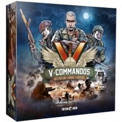 V-Commandos un jeu Triton Noir