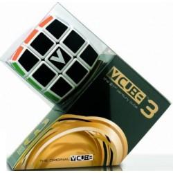 V-CUBE - Cube 3x3 Bombé Blanc un jeu V-Cube
