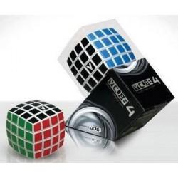 V-CUBE - Cube 4x4 Bombé Blanc un jeu V-Cube