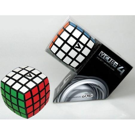 V-CUBE- Cube 4x4 Bombé Noir un jeu V-Cube