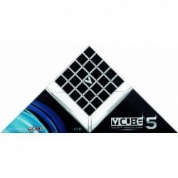 V-CUBE - Cube 5x5 Plat Blanc un jeu V-Cube